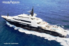 Oceanco Motor Yacht ALFA NERO